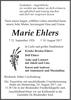 Marie Ehlers