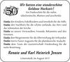 Renate und Karl Heinrich Jensen