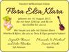 Flora Elsa Klara