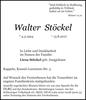 Walter Stöckel