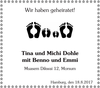 Tina und Michi Dohle