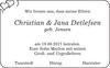 Christian Jana Detlefsen