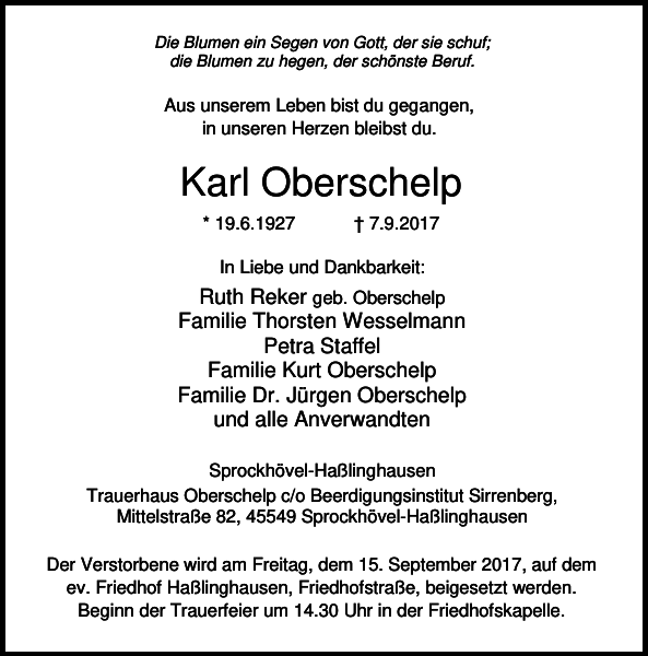Karl Oberschelp