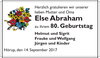 Else Abraham