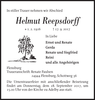 Helmut Reepsdorff