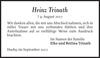 Heinz Trinath