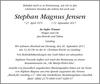 Stephan Magnus Jensen