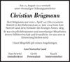 Christian Brügmann