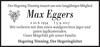 Max Eggers