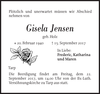 Gisela Jensen