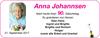 Anna Johannsen