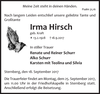 Irma Hirsch