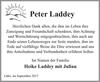 Peter Laddey