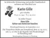 Karin Gille