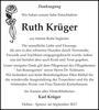 Ruth Krüger