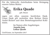 Erika Quade