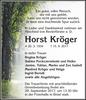 Horst Kröger
