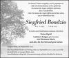 Siegfried Bondzio
