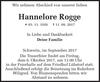 Hannelore Rogge
