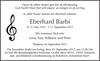 Eberhard Barbi