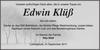 Edwin Klüß