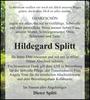 Hildegard Splitt