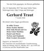 Gerhard Traut