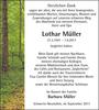 Lothar Müller