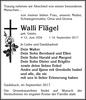 Walli Flägel