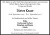 Dieter Krase