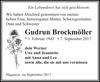 Gudrun Brockmöller