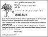 Willi Joch