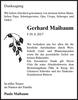 Gerhard Maibaum