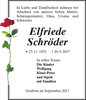 Elfriede Schröder