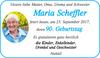 Maria Scheffler