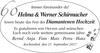 Helma Werner Schirmacher