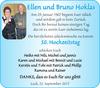 Ellen und Bruno Hoklas