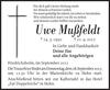 Uwe Mußfeldt