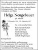 Helga Neugebauer