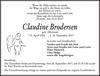 Claudine Brodersen