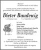 Dieter Baudewig