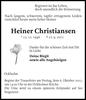 Heiner Christiansen