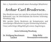 Arthur Carl Brodersen