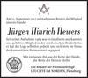 Jürgen Hinrich Hewers