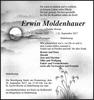 Erwin Moldenhauer
