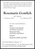 Rosemarie Gomlich