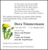 Dora Timmermann
