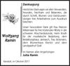 Wolfgang Ramin