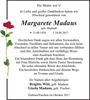 Margarete Madaus
