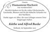 Käthe und Alfred Buske
